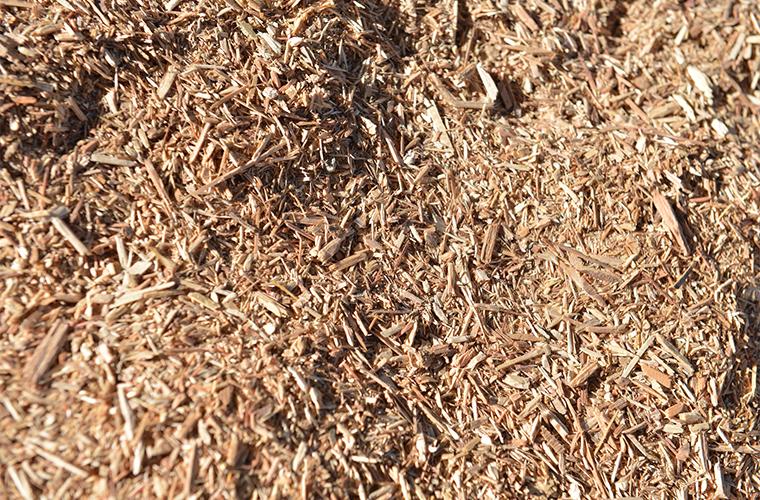 木質系廃棄物再利用化施設(バイオマス燃料製造)